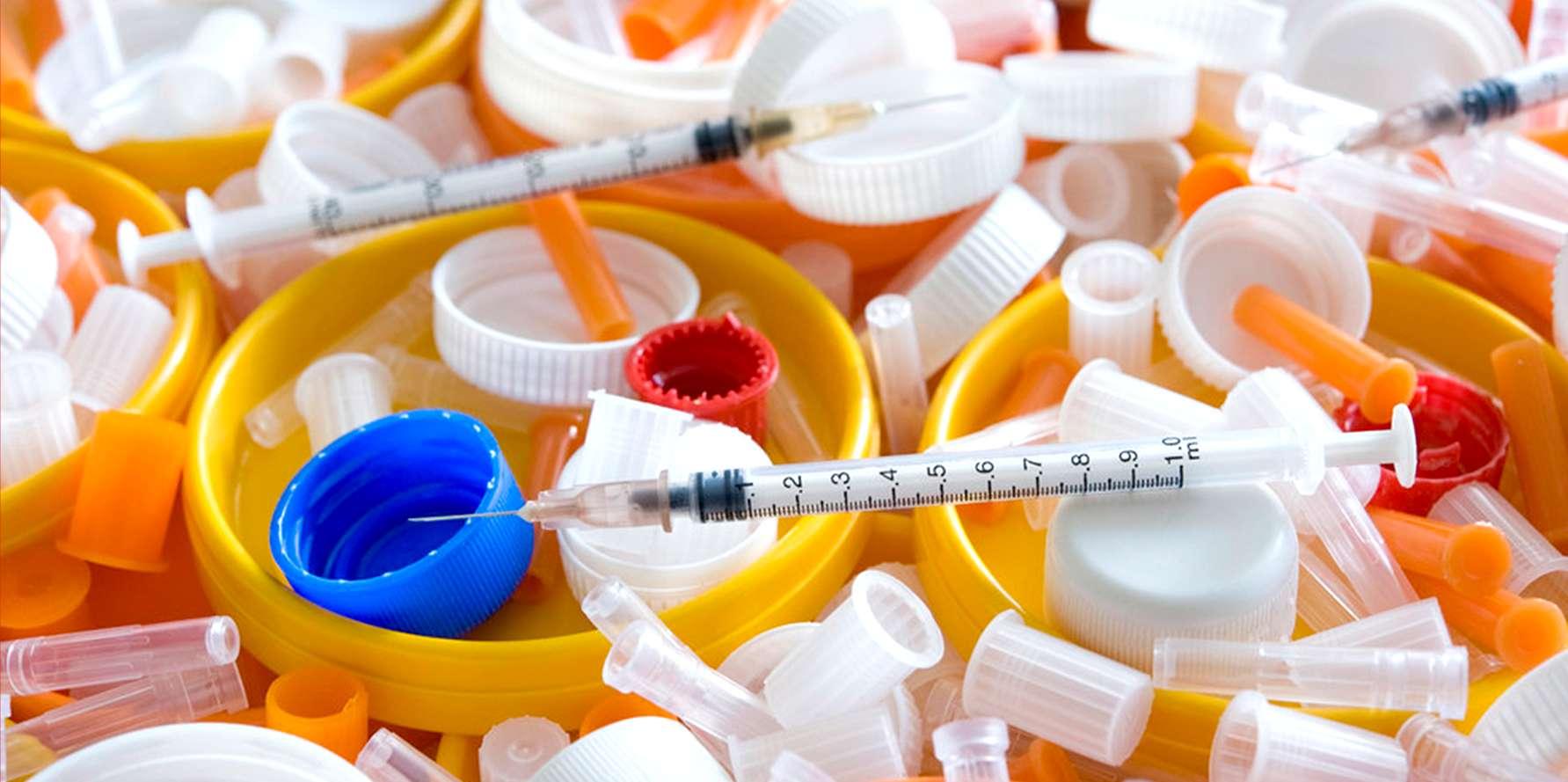 Утилизация медицинских и био.отходов
